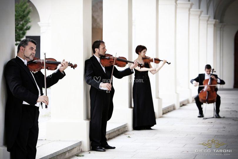 Quartetto d'archi matrimonio