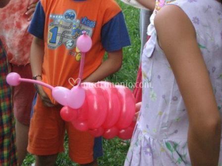 Sculture di palloncini originali