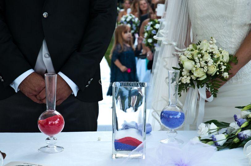 Matrimonio Simbolico Rito Della Sabbia : Cascina de fagiolari