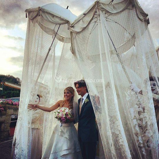 Nuvole wedding