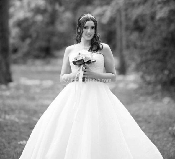 Ana - trucco sposa