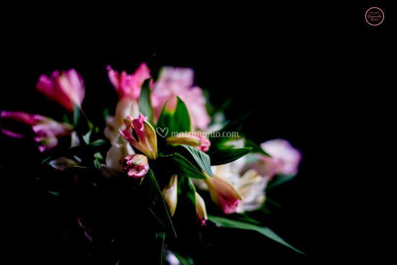 Allstimento floreale