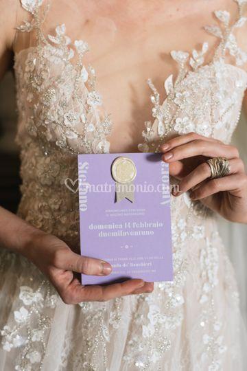 Matrimonio romantico&elegante