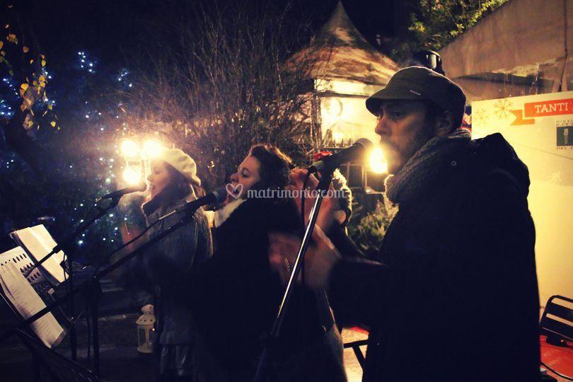 Monza Xmas Gospel 2016