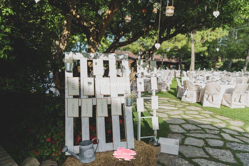 Wedding Shabby