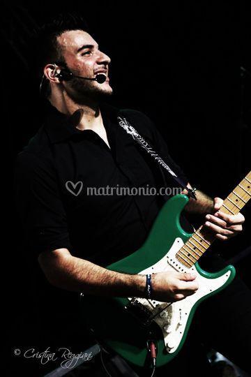 Luca Scardovelli chitarra
