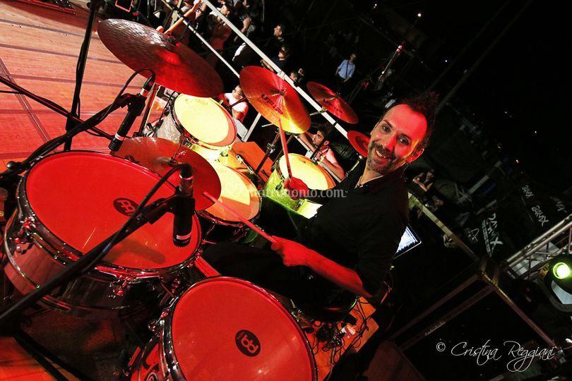 Cristiano Marcotti batteria