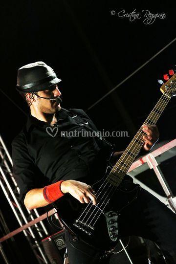 Brian Arzani basso