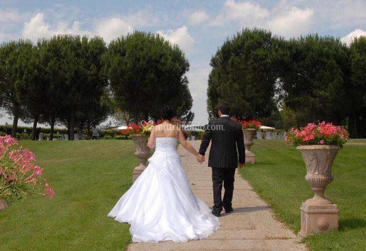 Matrimonio In Giardino : Eventi speciali