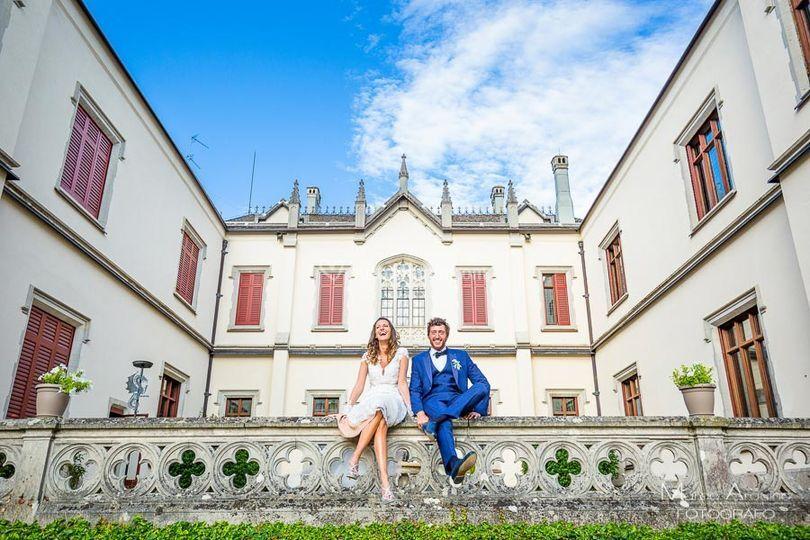 Matrimonio Castello Dal Pozzo