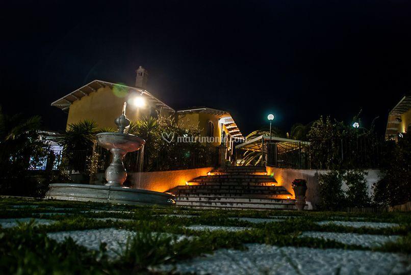 Casale Vista Parco Notturna
