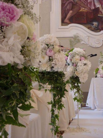 Matrimonio civile al Four Season di Firenze