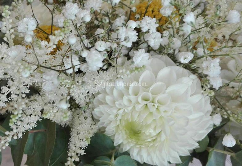 Bouquet (particolare)