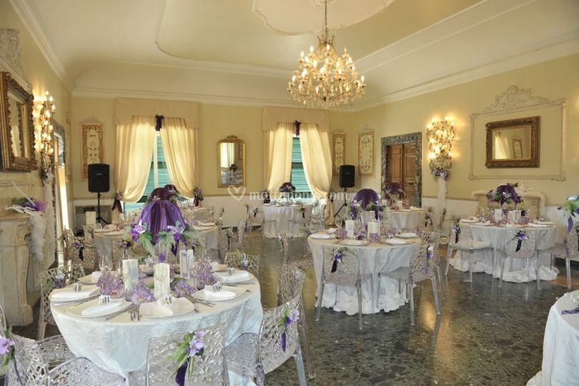 Catering Cenerentola Wedding Planner
