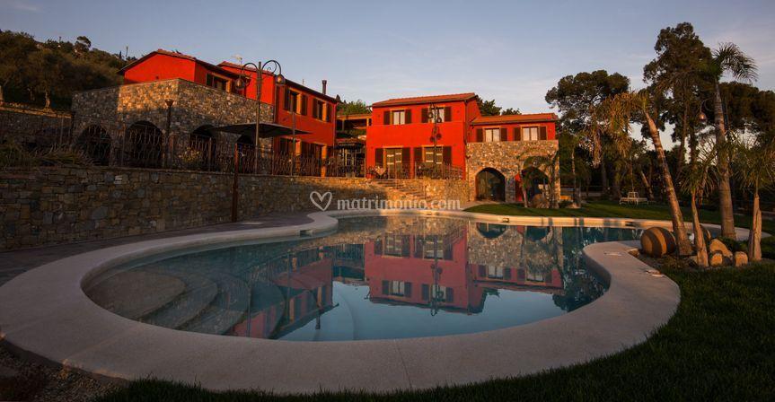 Il Nido Resort - la piscina