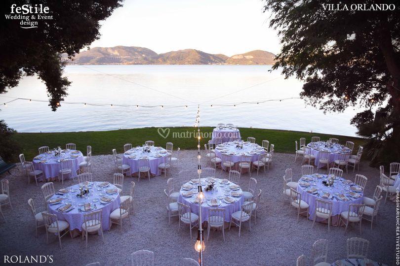 Villa Puccini Matrimonio