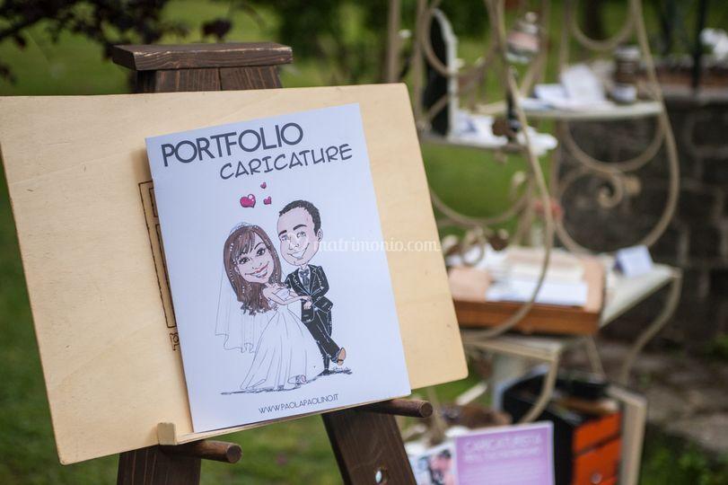 Le caricature di Paola Paolino