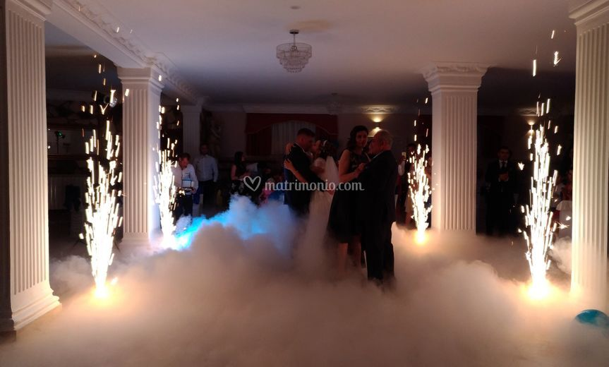 Il ballo tra le nuvole