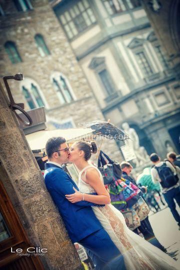 Autunno d'amore a Firenze