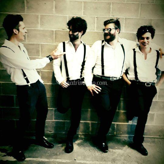 Speakeasy Band