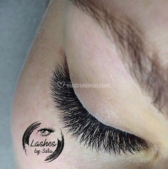 Lashes by Sara