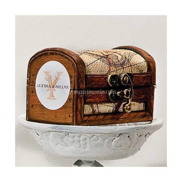 Bomboniere Matrimonio Vintage.Bomboniera Scrigno Vintage Di Shabby Chic Boutique Foto 15