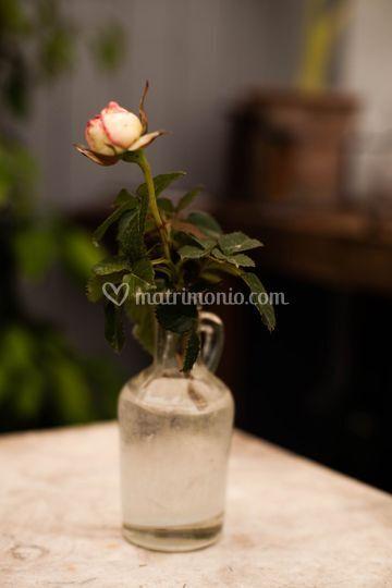 La rosa che racchiude l amore