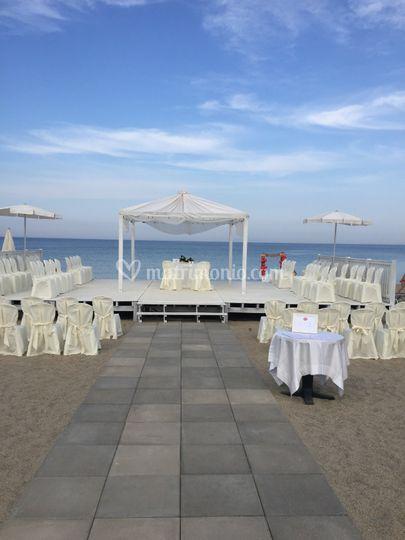 Rito in riva al mare 2