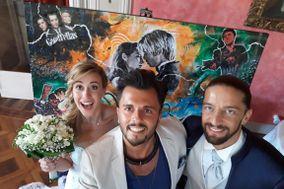 Luca La Marca Live Painting