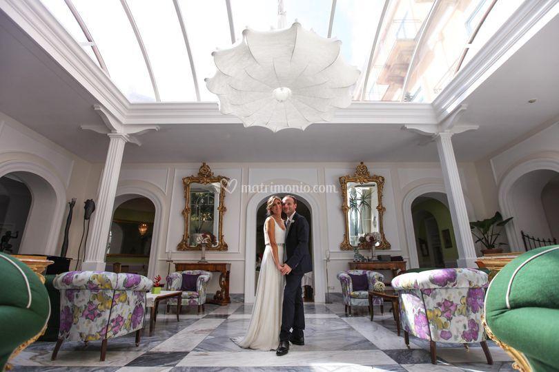 Hotel bellevue syrene - Costo giardino d inverno ...