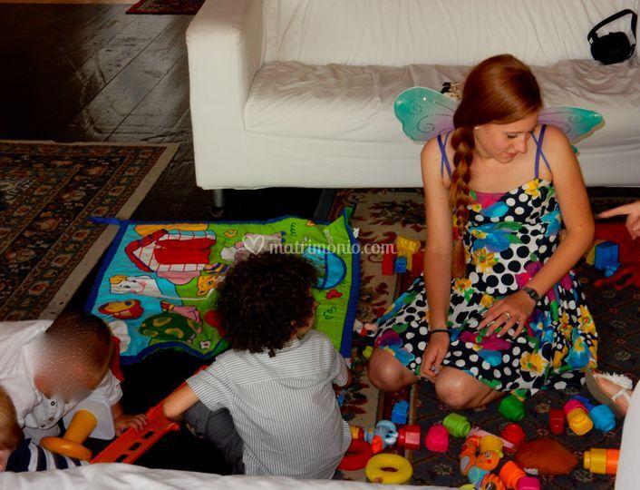 Io gioco con Vanessa