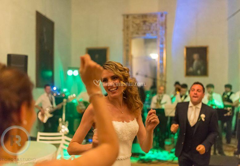 Matrimonio in villa 4