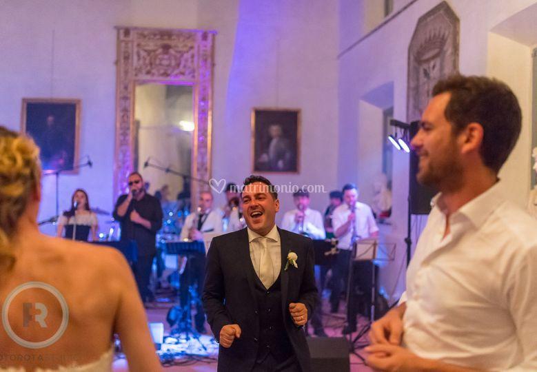 Matrimonio in villa 5
