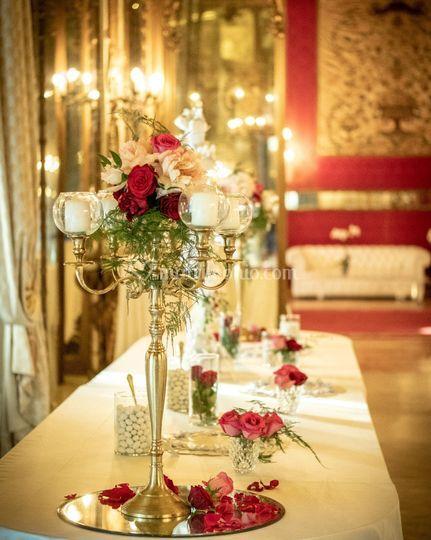 Wedding palazzo brancaccio