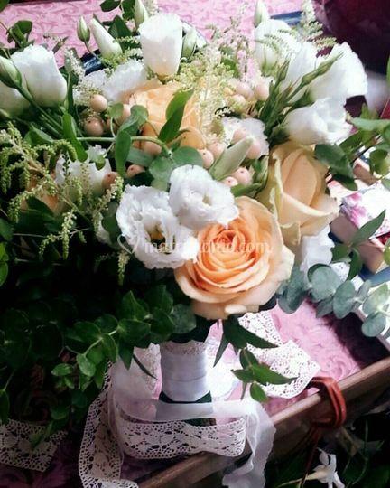 Dettagli Bouquet Fairy