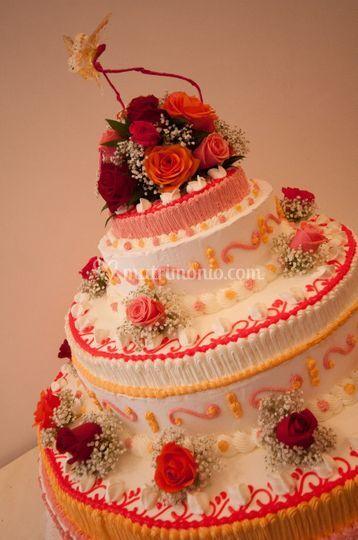 Confettate e wedding cakes