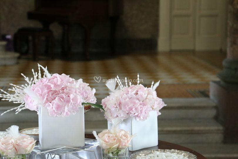Dettagli di nozze