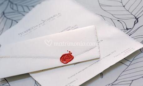 Carta Amalfi e vera ceralacca