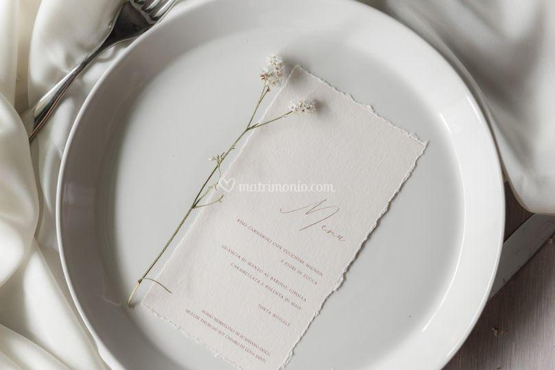 Poesia - menu