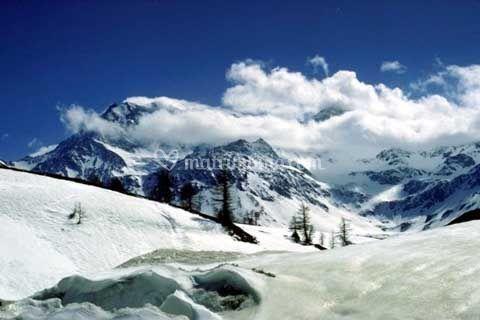 Viaggio di nozze Alpi