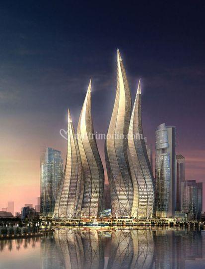 Dubai il futuro è oggi