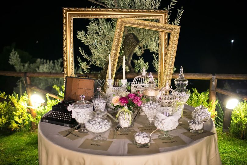 Location Matrimonio Country Chic Napoli : Wedding planner for you