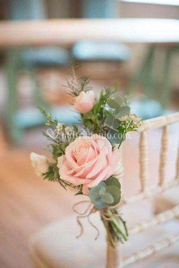 Un rosa antico