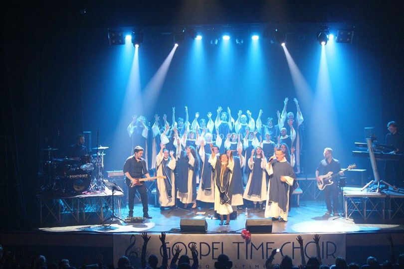Gospel Time Choir