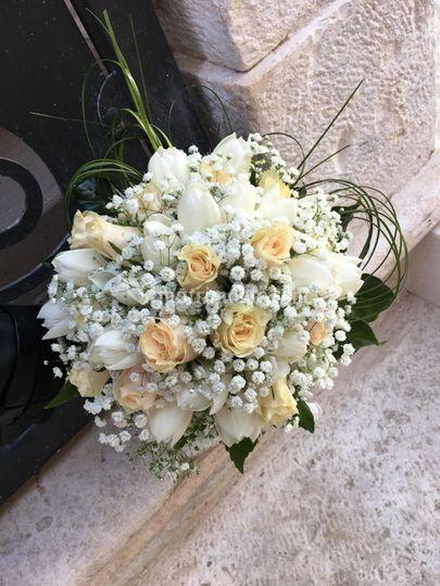 Bouquet rose e nebbiolina