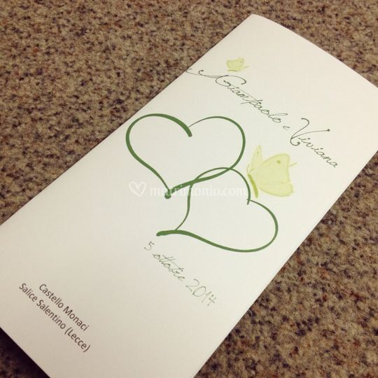 Libretto Matrimonio Word : Libretto matrimonio farfalle di libretti per la messa