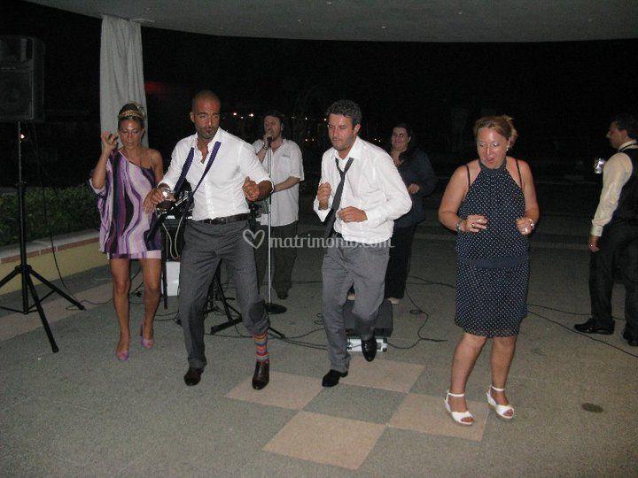 Testimoni dance