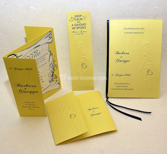 Partecipazione Yellow Rhapsody
