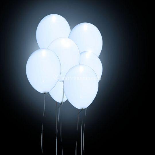 Palloncini con LED