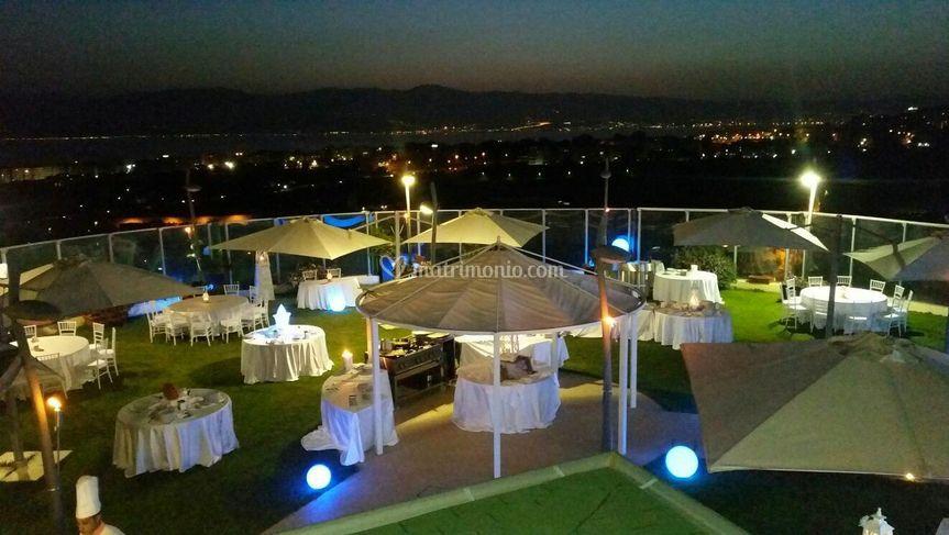 Sky Garden terrazzo panoramico